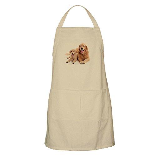 CafePress Golden Retriever Buddies Apron Kitchen Apron with Pockets, Grilling Apron, Baking Apron