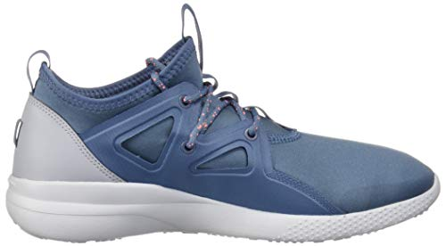 White Cardio Women's Reebok Pink Cloud Spirit Blue Shoes Slate Studio Digital Motion Gray vnWx6WH