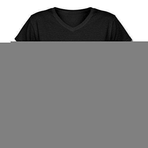 Luckymarch A0337 Steve Aoki Womens V-Neck T-Shirt Casual Tshirts