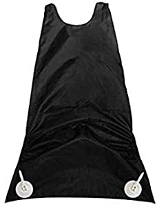 Mustaches Beard Bib Beard Catcher Apron for Shaving Grooming Cape for Bearded Men with Suction Cup