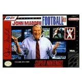 John Madden Football '93 by Electronic Arts