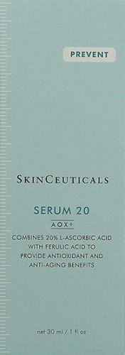 Skinceuticals Serum 20 Aox+ Normal Oily Skin 30ml(1oz) Anti Aging New Fresh Product by SkinCeuticals