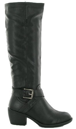 Riding Dolcis manfield Manfield Black Stivali 40 Donna Boot I6qx4wC