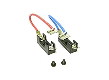 KB Electronics 9849 - AC Line Armature Fuse Block Kit