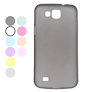 xiao Durable Plastic Samsung Mobile Phone Back Covers for Galaxy I9260(10 Colors) , Gray