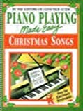 img - for Piano Playing Made Easy Christmas Songs book / textbook / text book