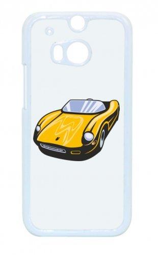 "Smartphone Case Apple IPhone 6+/ 6S Plus ""hot Rod Sportwagen Oldtimer Young Timer Shellby Cobra GT Muscel Car America Motiv 9695"" Spass- Kult- Motiv Geschenkidee Ostern Weihnachten"
