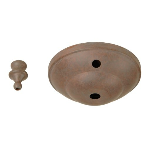 Craftmade RP-3803OB Acc. Cap & Finial for LK8,9,12,14- OB OB- Oiled (Ob Oiled Bronze Accessories)