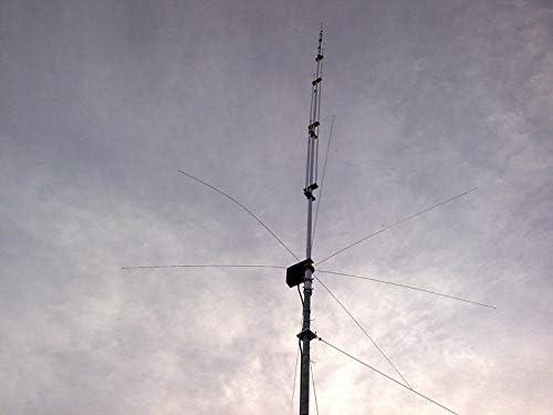 cushcraft R6000 6 – vertical de 20 m HF Antena: Amazon.es ...
