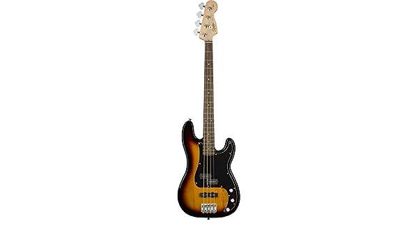Fender Squier Affinity PJ Bass, Sunburst FSR Edición limitada ...