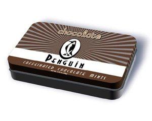 Amazon.com: Penguin Caffeinated Chocolate Mints 1.75 ounces of ...