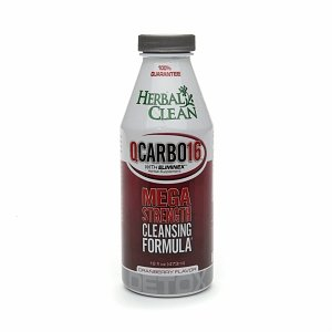 Herbal Clean QCarbo16, Tropical 16 fl oz (473 ml) by AB