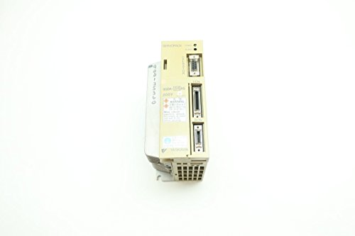 YASKAWA SGDA-04ASP SERVOPACK SERVO Drive 200-230V-AC 0-230V-AC 400W D620200