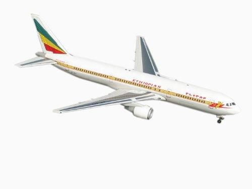 Gemini Jets Ethiopian B767-300 1:400 Scale