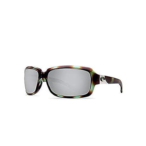 Amazon.com: Costa del Mar Isabela IB 48 OGP - Gafas de sol ...