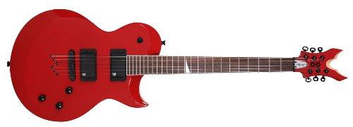 Peavey Odyssey I Electric Guitar Gloss (Peavey Red Guitar)