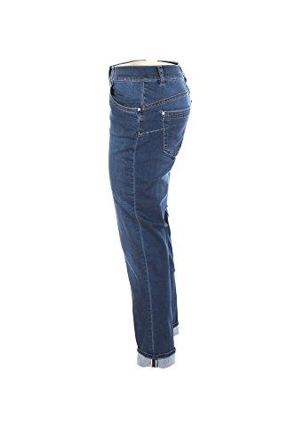 8653 Donna Blu Hu Estate Jeans Denim Diddy Virginia 52 Primavera J0015 2018 nqYxxHOd