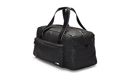 BMW M bolsa de viaje maleta equipaje de mano Viaje Negro ...