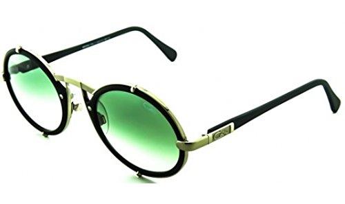 45ee4fff8d1b Cazal 644 011SG Matte Black Silver Frame Grey Gradient Lens Sunglasses 53  mm ...