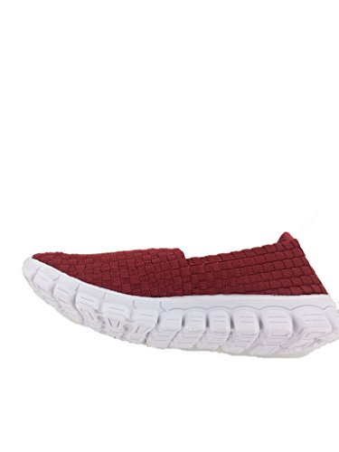 Cc Resorts Zee Alexis Stella-a Slip On Rood, 8,8.5