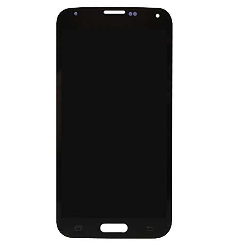 Generic Black for Samsung Galaxy S5 Touch Screen Glass Digitizer + LCD  Display Assembly
