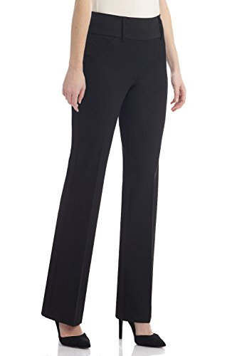 Tailored Bootcut Trousers - 2