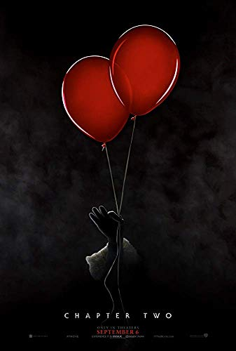 2 Double Sided Poster - It Chapter 2 27x40 Double Sided Movie Theater Poster Teaser Stephen King