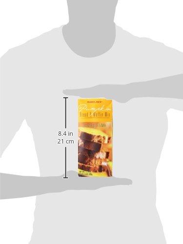 2 Pack Trader Joe's Pumpkin Bread & Muffin Mix 17.5 oz by Trader Joe's (Image #4)
