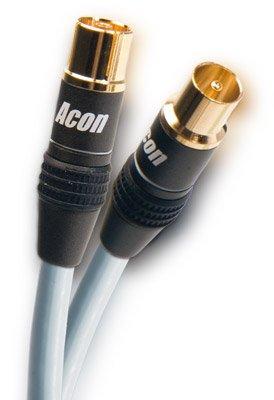 Supra Anco-TV, 12m 12m Acon Acon Azul - Cable coaxial (12m,