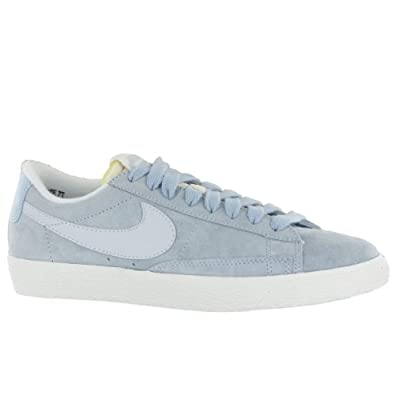 womens nike blazers low suede