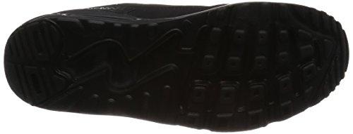 Nike Unisex-Kinder Air Max 90 Ultra Ess 2.0 Gs Sneakers Schwarz (Black/black Black)