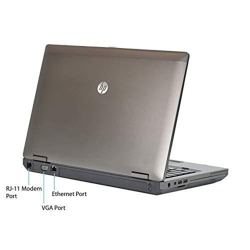 Renewed HP 6470b Probook 14 Inch Screen Laptop 3rd Gen Intel Core i5 3320m 4 GB 120 GB SSD Windows 10 Pro Copper