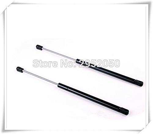 Fastener & Clip Gas Spring 2 pcs/lot Rear Window Glass Gas Lift Support Spring Struts Shocks liftgate for Jeep Liberty 2002-2007 (Rear Window)