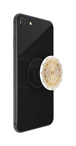 PopSockets: Collapsible Grip & Stand for Phones and Tablets - Golden Silence |