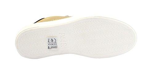 E8THEA 41 P448 Gold Sneaker Colore Taglia Oro 4BfZUfxqW