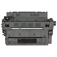Canadian Made Premium Quality Remanufactured MICR Toner Cartridge CE255A for HP LaserJet Enterprise P3015, MFP M521, MFP M525 printerts (6000 Pages)