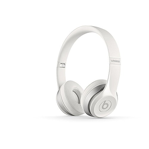 Beats Solo2 Wireless On-Ear Headphone - White by Beats