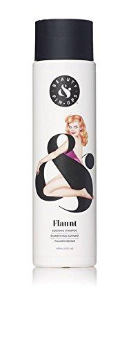 Beauty Pin (Beauty & Pin-Ups Flaunt Silkening Shampoo 10.1oz)