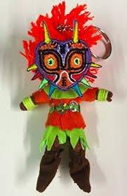(Skull Kid with Majora's Mask Voodoo String Doll)