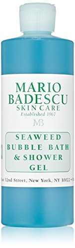Mario Badescu Seaweed Bubble Bath & Shower Gel, 16 oz.