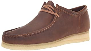 CLARKS [Wallabee BOOT-03604] Wallabee Boot Mens Shoes CLARKSBEESWAXM (B00KUHTNAG) | Amazon price tracker / tracking, Amazon price history charts, Amazon price watches, Amazon price drop alerts