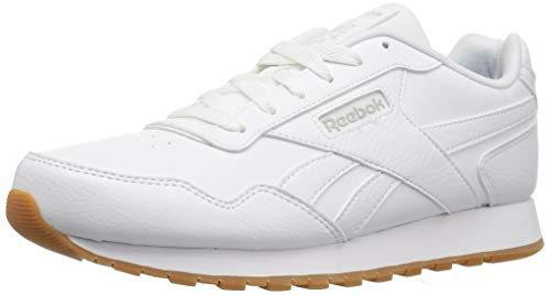 Reebok Classic Harman Run Sneaker, us-white/gum, 8 M US