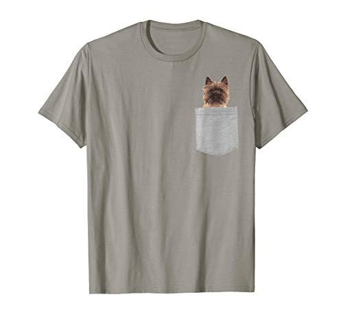 Dog in Your Pocket Cairn Terrier t shirt shirt