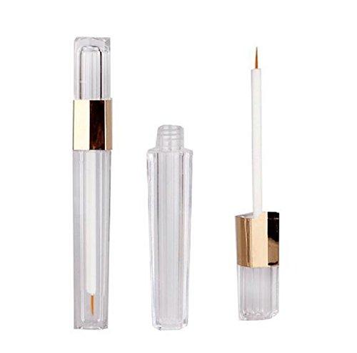 Refillable Acrylic Eyeliner Eyelash Container
