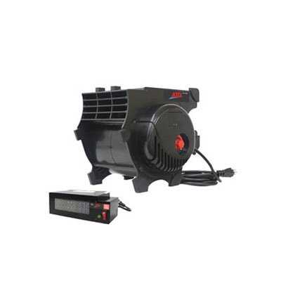 ATD Tools ATD-40300HTR 300 CFM Pro Air Blower With Heater Attachment