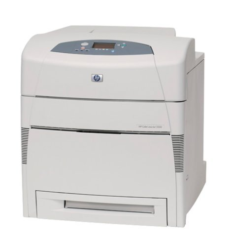 HP Color LaserJet 5550DN Printer (Renewed)