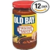 Mccormick Old Bay Cocktail Sauce - Jar, 8 Ounce