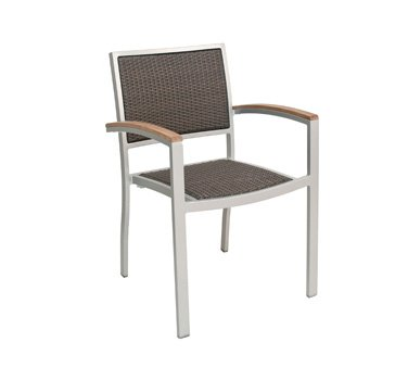 Florida Seating St. Augustine Arm Chair stackable - - Florida Seating