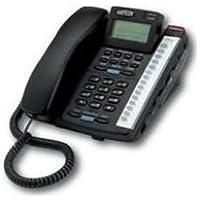Cortelco - 220000-TP2-27E - Colleague Enhanced Disposition Plus, Black