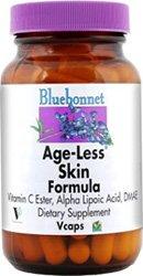 BlueBonnet Age-Less Skin Formula Capsules, 60 Count